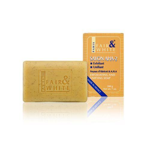 Fair & White Original Savon Aha-2 Exfoliating & Unifying Soap - 200g