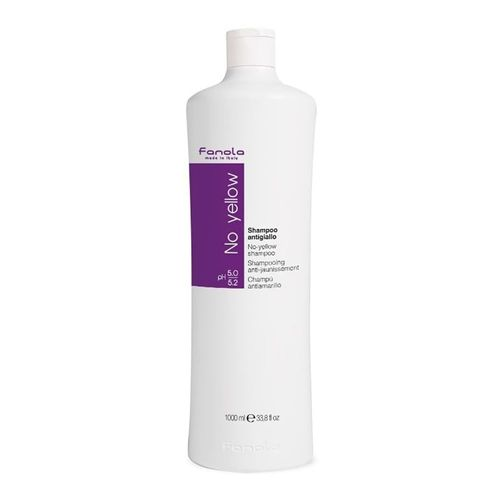 Fanola No Yellow Shampoo - 1000ml