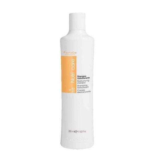 Fanola Nutricare Restructuring Shampoo - 350ml