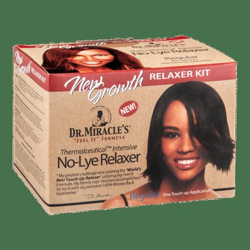 Dr. Miracle's No-Lye Relaxer - Regular
