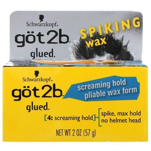 Schwarzkopf got2b Glued Spiking Wax - 57g