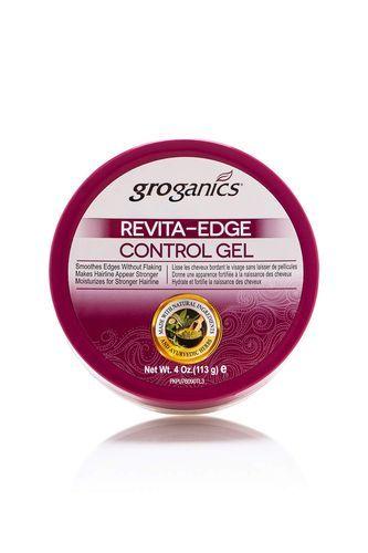 Groganics Revita Edge Control Gel - 4oz