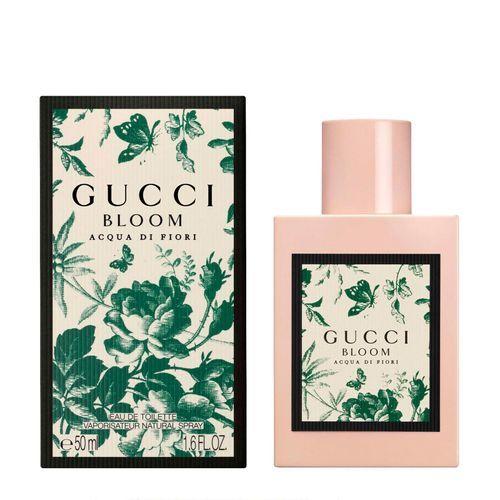 Gucci Bloom Acqua Di Fiori Eau De Toilette Spray - 50ml