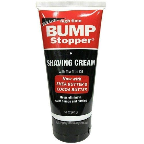 High Time Bump Stopper Moisture Enriched Shaving Cream - 5.3oz