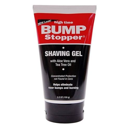 High Time Bump Stopper Shaving Gel - 5.3oz