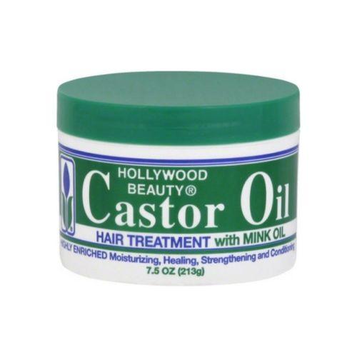 Hollywood Beauty Castor Oil Hair Treatment - 7.5oz