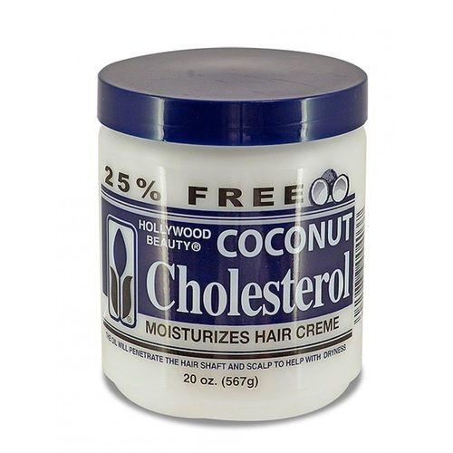 Hollywood Beauty Coconut Cholesterol - 20oz