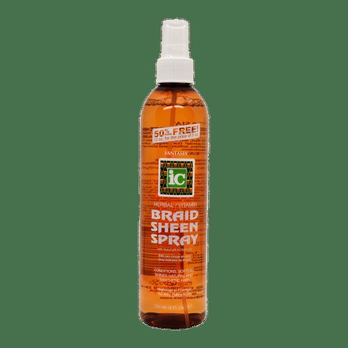 IC Fantasia Braid Sheen Spray - 12oz