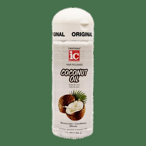 IC Fantasia Coconut Oil Hair Polisher - 6oz