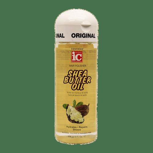 Ic Fantasia Hair Polisher Shea Butter Oil Serum - 6oz