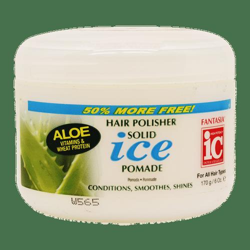 IC Fantasia Hair Polisher Solid Ice Pomade - 6oz