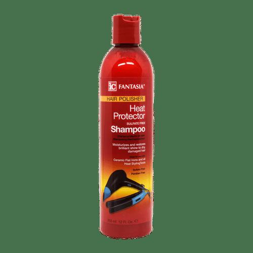 Ic Fantasia Heat Protector Shampoo - 12oz