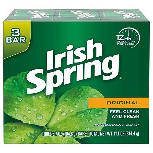 Irish Spring Original Bar Soap - pack Of 3