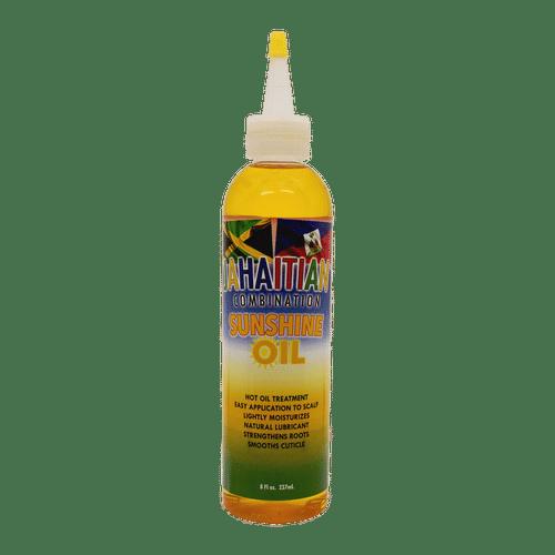 Jahaitian Sunshine Oil - 8oz