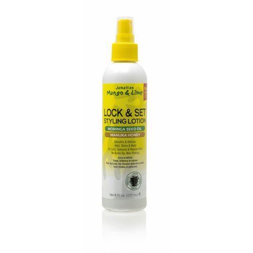 Jamaican Mango & Lime Lock & Set Styling Lotion - 8oz