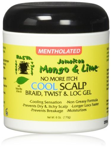 Jamaican Mango & Lime No More Itch Cool Scalp - Medicated - 6oz