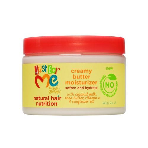 Just For Me Natural Hair Nutrition Creamy Butter Moisturizer - 12oz