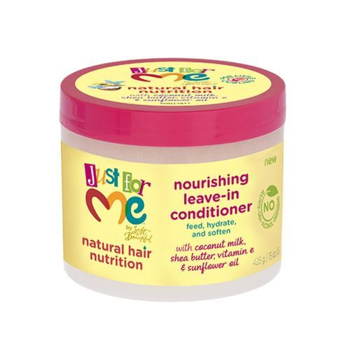 Just For Me Natural Hair Nutrition Leave-In Conditioning Cream - 12oz