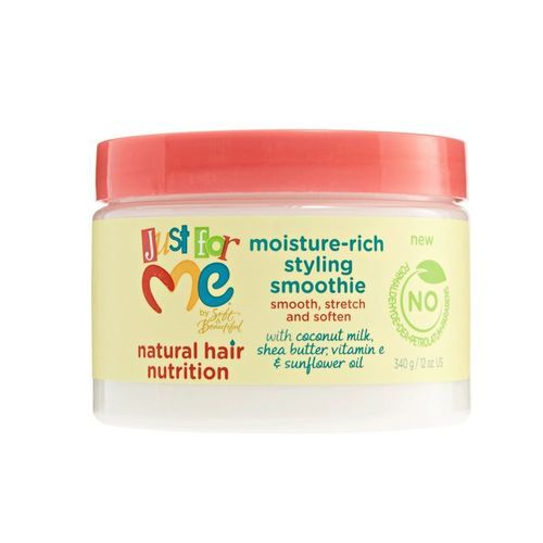 Just For Me Natural Hair Nutrition Moisture Rich Styling Smoothie - 12oz