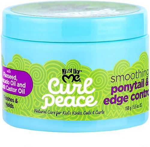 Just For Me Smoothing Ponytail & Edge Control - 5.5oz