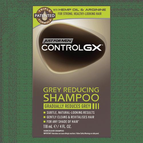 Just For Men Control Gx Grey Reducing Shampoo - 147ml