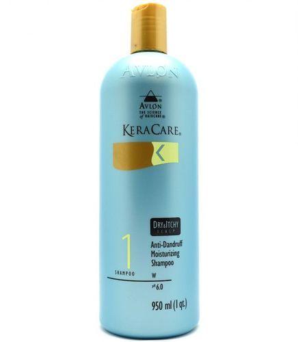 KeraCare Dry & Itchy Scalp Anti-Dandruff Moisturizing Shampoo - 32oz
