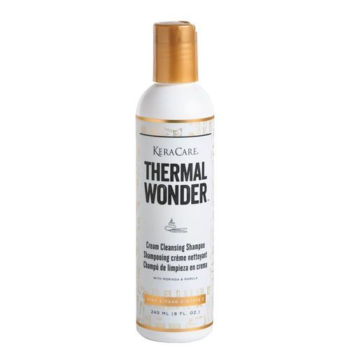 KeraCare Thermal Wonder Cream Cleansing Shampoo - 8oz