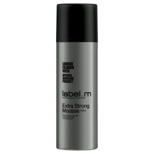 label.m Extra Strong Mousse - 200ml