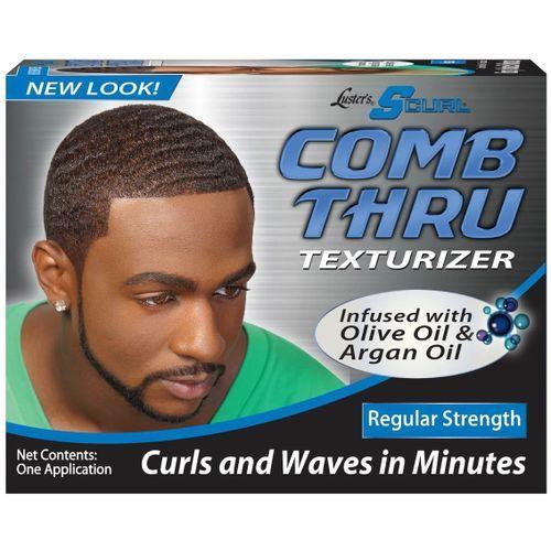 Luster's SCurl Comb Thru Texturizer Kit 1 App - Regular