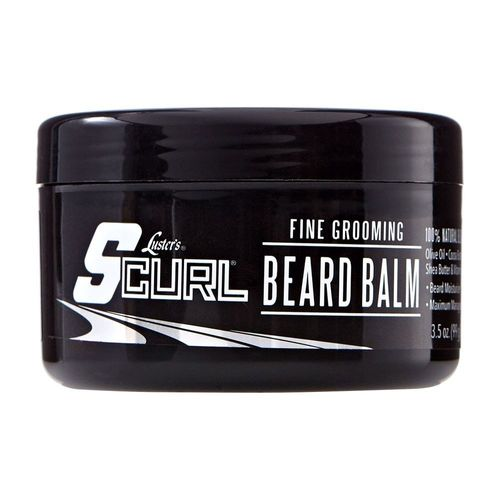 Luster's SCurl Fine Grooming Beard Balm - 3.5oz
