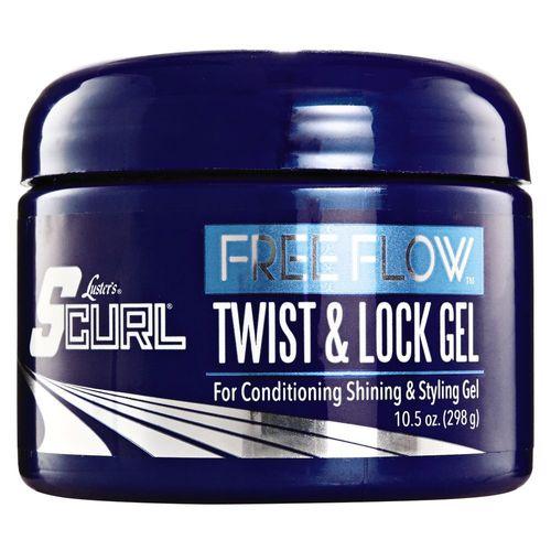 Luster's SCurl Free Flow Twist & Lock Gel - 298g