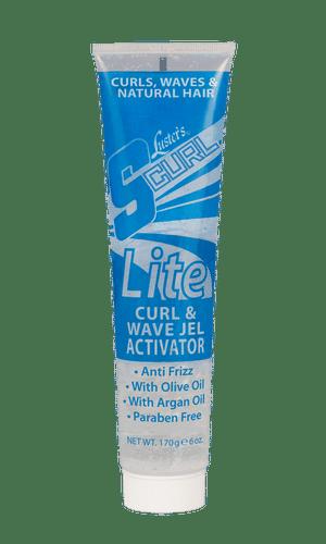 Luster's SCurl Lite Curl & Wave Jel Activator - 170g