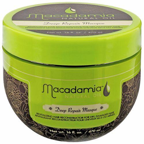 Macadamia Natural Oil Deep Repair Masque - 16oz