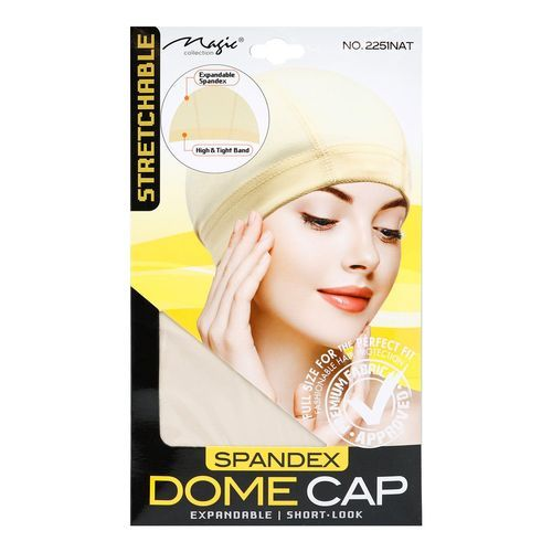 Magic Collection Women's Stretchable Dome Cap 2251nat