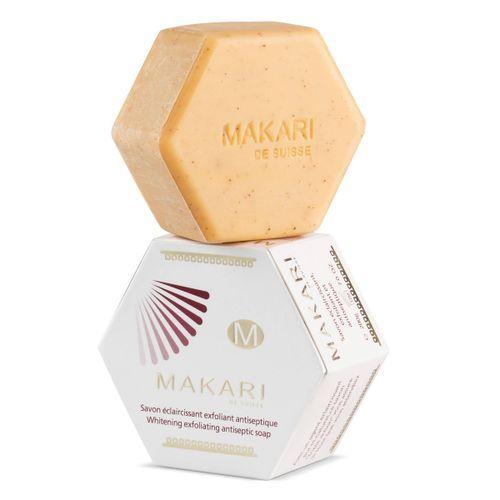 Makari Whitening Exfoliating Antiseptic Soap - 7oz
