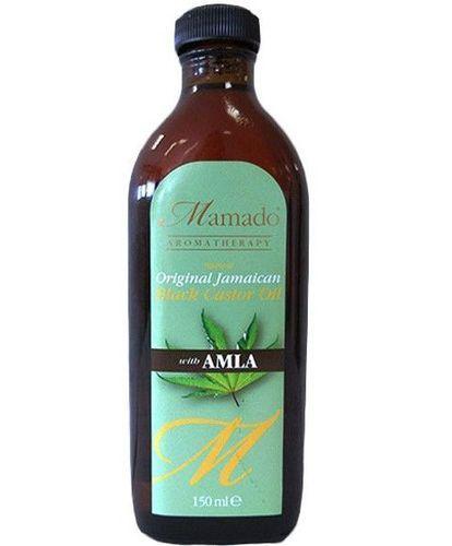 Mamado Jamaican Black Castor Oil With Amla - 150ml