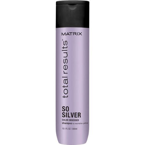 Matrix Total Results So Silver Color Obsessed Shampoo - 300ml