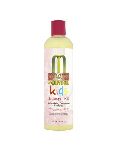 Mazuri Kids Olive Oil Shampoosie Moisturizing Detangling Shampoo - 12oz