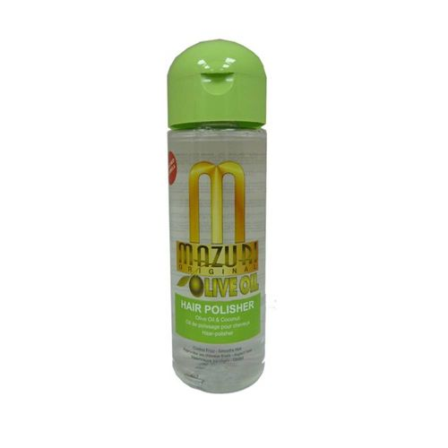 Mazuri Olive Oil Hair Polisher - 118ml