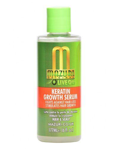 Mazuri Olive Oil Keratin Growth Serum - 177ml