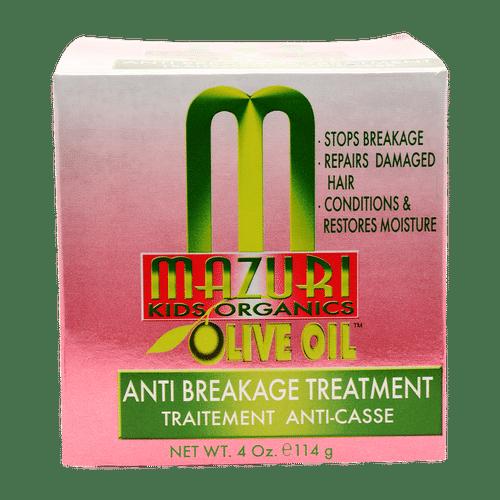 Mazuri Olive Oil Kids Anti Breakage Treatment - 114g