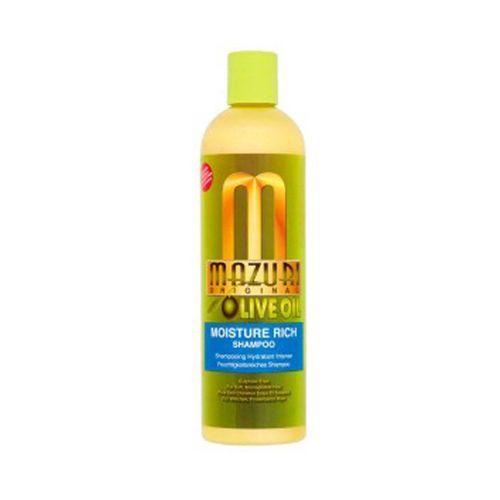 Mazuri Olive Oil Moisture Rich Shampoo - 355ml