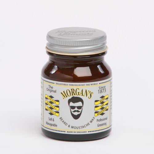 Morgans Beard & Moustache Wax - 50g