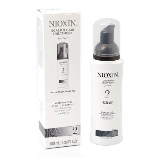Nioxin System 2 Scalp Treatment - 100ml