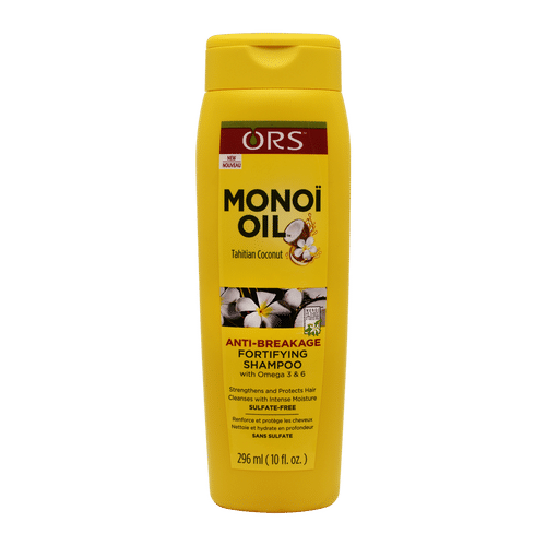 ORS Monoi Oil Anti-Breakage Fortifying Shampoo - 10oz