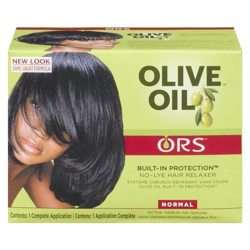 ORS Olive Oil Built-in Protection No-lye Hair Relaxer - Regular