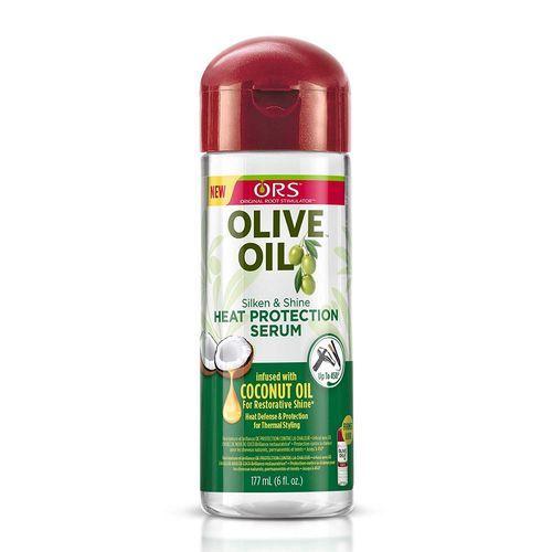 Ors Olive Oil Heat Protect Serum - 6oz