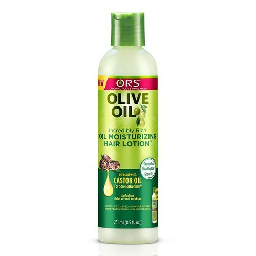 ORS Olive Oil Incredibly Rich Oil Moisturizing Hair Lotion - 8.5oz