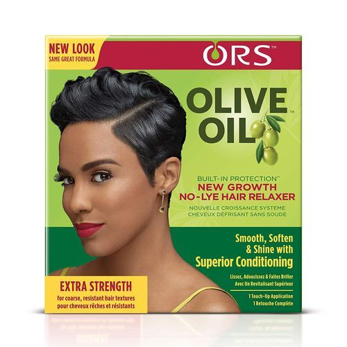 ORS Olive Oil New Growth No-lye Hair Relaxer - Extra Strength