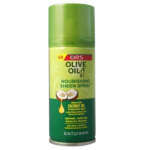ORS Olive Oil Nourishing Sheen Spray Original - 2oz